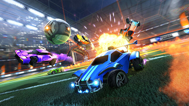 Rocket League built its early success by attaching itself to Sony's PlayStation Plus subscription service