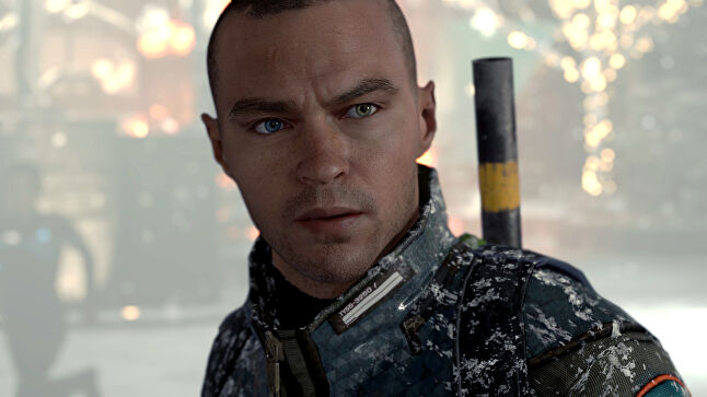 Markus from Quantic Dream's Detroit: Become Human
