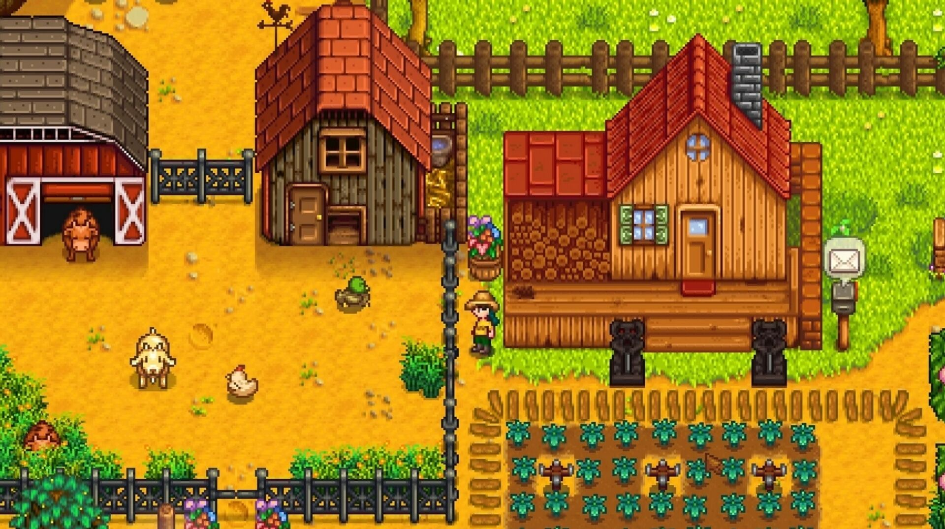 Stardew Valley Creator Opens Up About The Possibility Of A Sequel Eurogamer Net