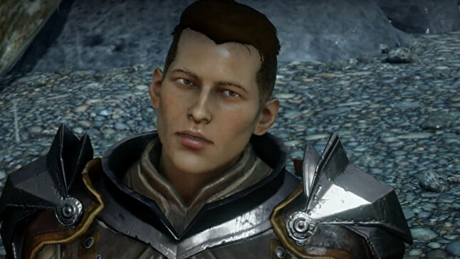 Dragon Age Inquisition's Krem was highlighted as another authentic trans character, whereas The Last of Us 2's Lev was criticised for seemingly existing only to suffer