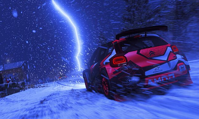 Racing games have historically been key in demonstrating a new console generation's true power, and this time that responsibility largely falls on Dirt 5
