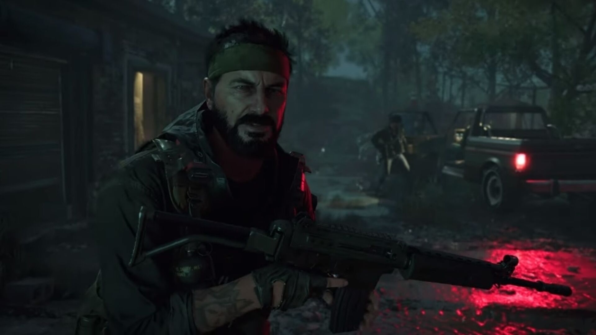 Here S Our First Look At Call Of Duty Black Ops Cold War Running On Ps5 Eurogamer Net