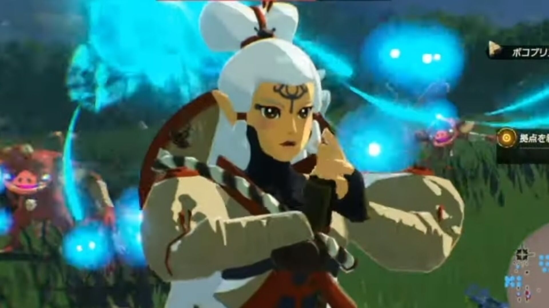 Young Impa Is Playable In Hyrule Warriors Age Of Calamity Eurogamer Net