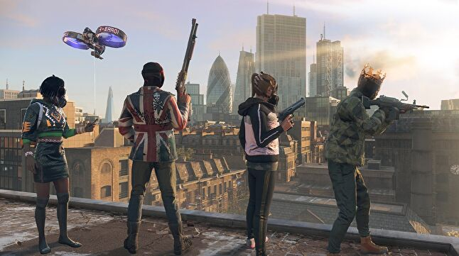 Watch Dogs Legion leans on its play-as-anyone feature