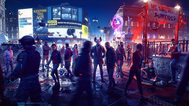 Watch Dogs Legion does more with its ripped-from-the-headlines premise than many previous Ubisoft titles