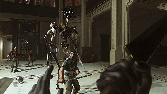 Dishonored is a prime example of a franchise that suffers at retail, but earns enough acclaim that it could thrive on Game Pass