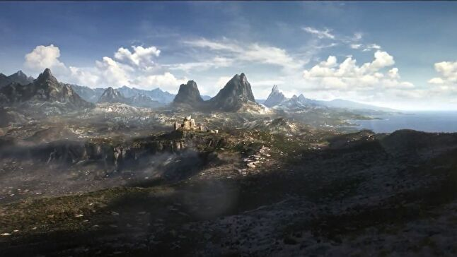 The Elder Scrolls 6 will be available through Game Pass at launch, but will it be on other consoles? Howard says the details are yet to be defined