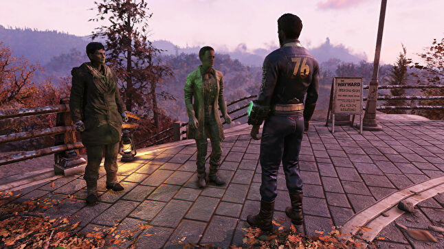 Despite a rocky launch, Fallout 76 is much better received today and Howard is open to doing another multiplayer-only RPG