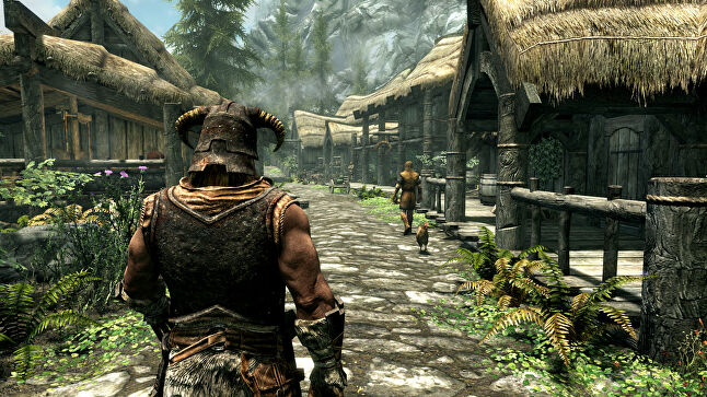 Skyrim's decade of success has led Howard to consider how to design future games that last forever