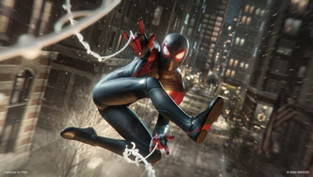 Spider-Man: Miles Morales is a great showcase for the new console