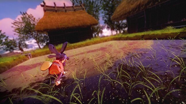 For the first few in-game 'years' of Sakuna, the techniques of rice cultivation are largely guesswork on the part of the player and the characters