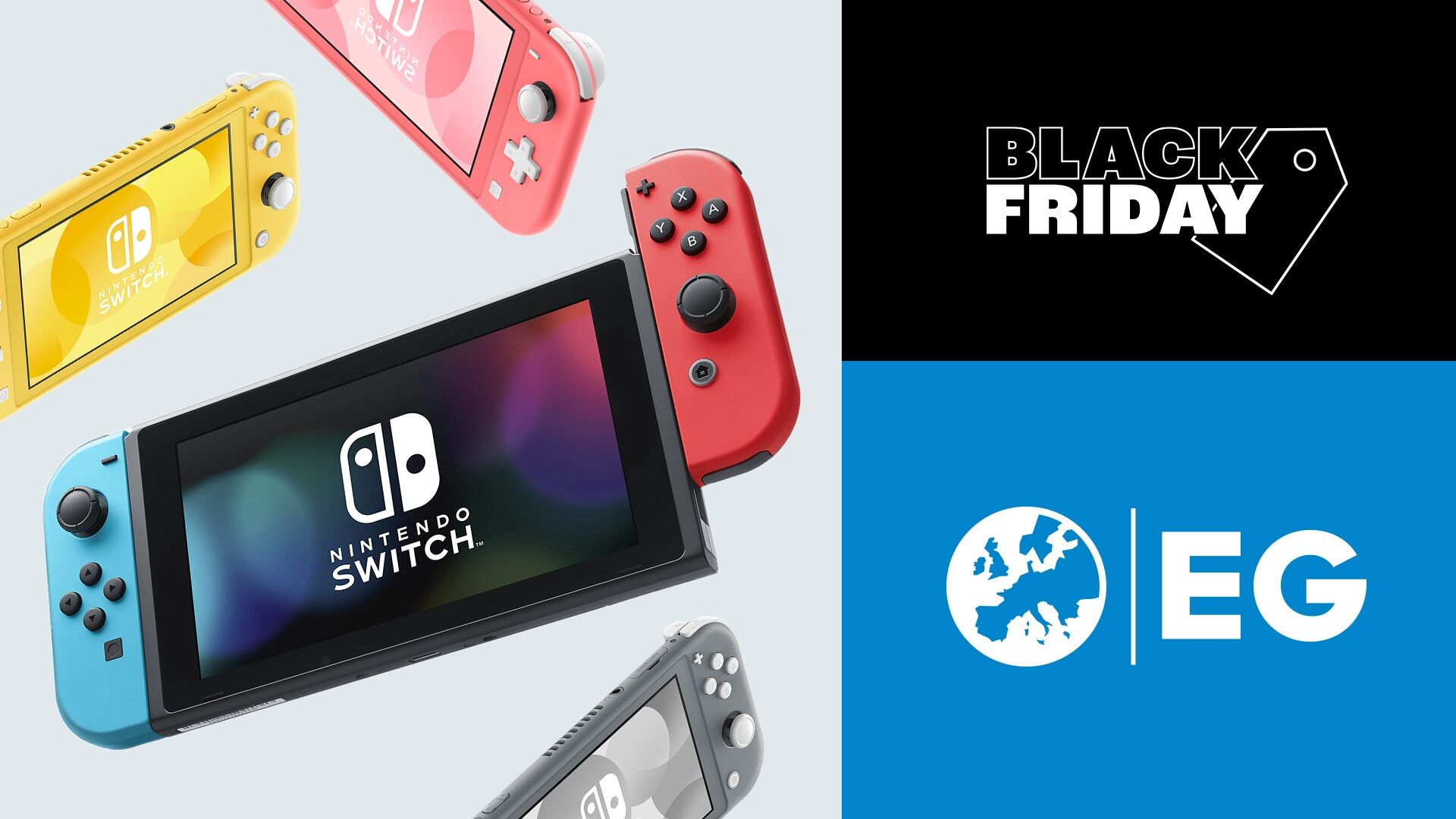 Nintendo Switch Black Friday Deals 2020 Eurogamer Net
