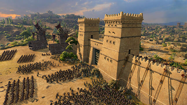 While not a tentpole Total War, the Troy entry in the Saga spin-off series has proven to be a big hit