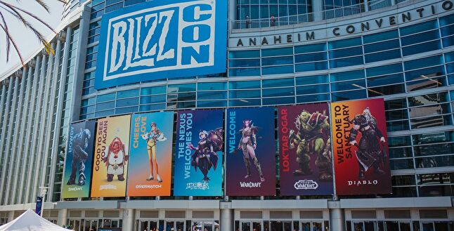 Remember when Blizzard was the brand with three games and Activision had the big lineup?