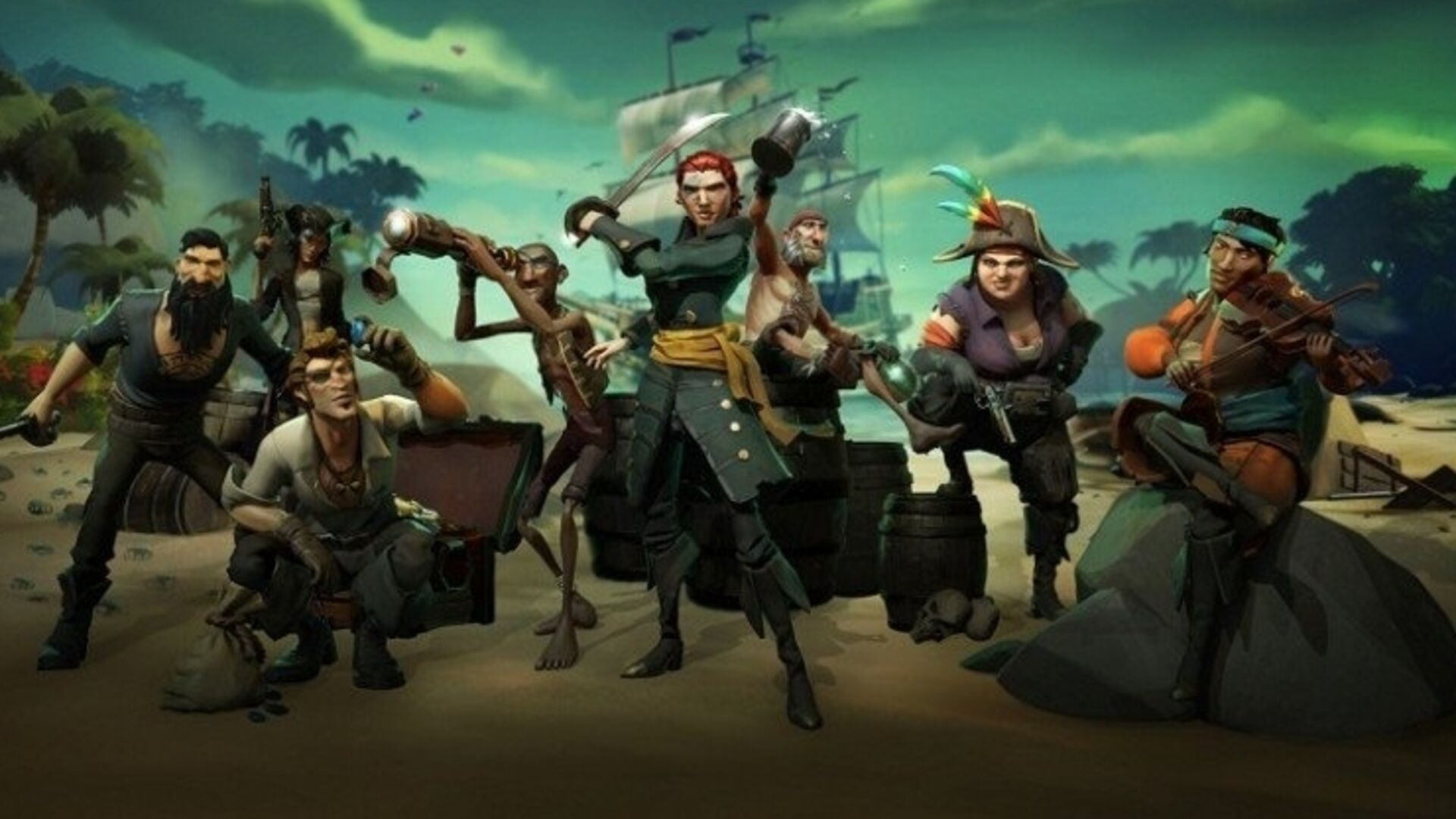 Sea of Thieves is getting a battle pass and Seasons starting early next  year • Eurogamer.net