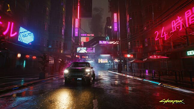 Ray tracing elevates the game's visuals even further, with critics agreeing on Cyberpunk 2077's beauty
