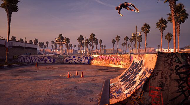 Tony Hawk's Pro Skater 1 + 2 is masterclass in how to remake a classic