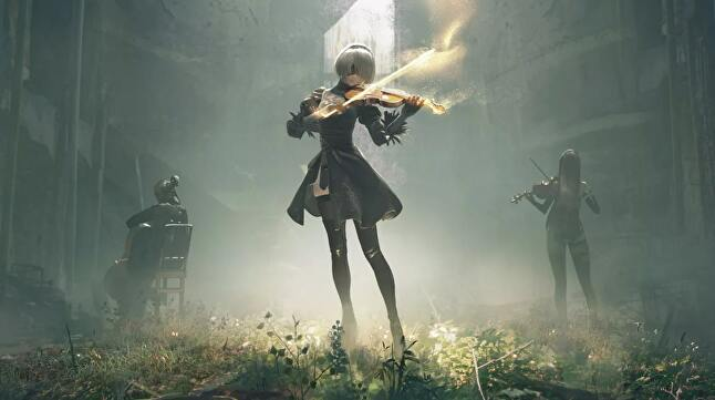 Nier Automata was just one of many older games that felt new in 2020 due to being on Xbox Game Pass