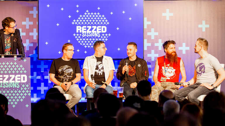 Rezzed Sessions