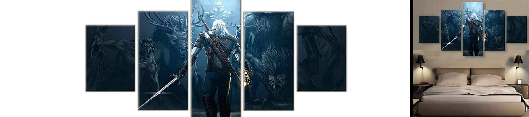 Witcher 3 Collage