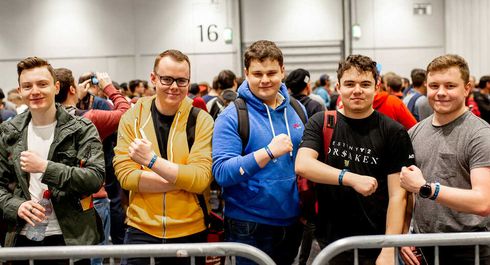 Calling last year's attendees! 10% off your EGX 2020 ticket