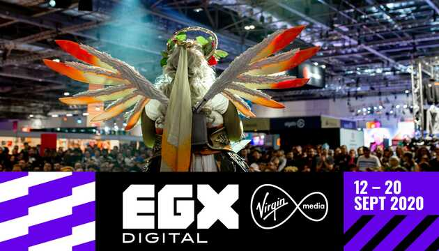 Cosplay panel applications are open for EGX Digital!
