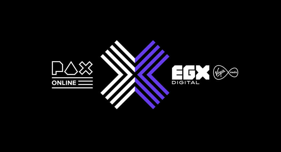 PAX Online X EGX Digital Announcement!