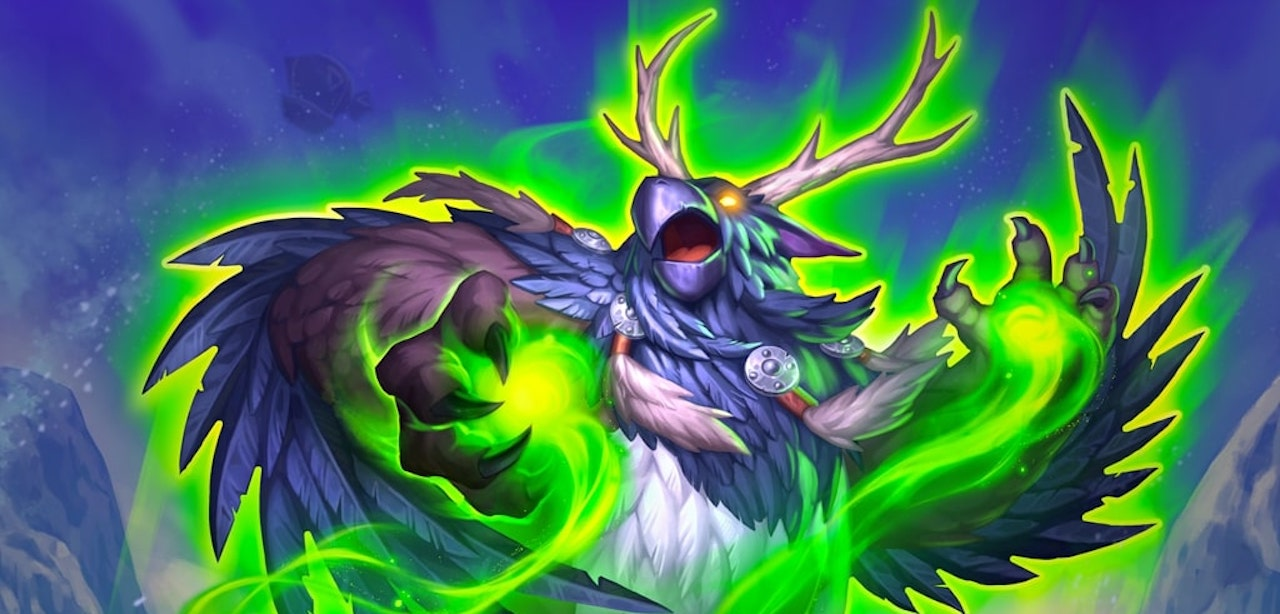 Embiggen Druid Deck List Guide Ashes Of Outland Hearthstone April 2020 Metabomb