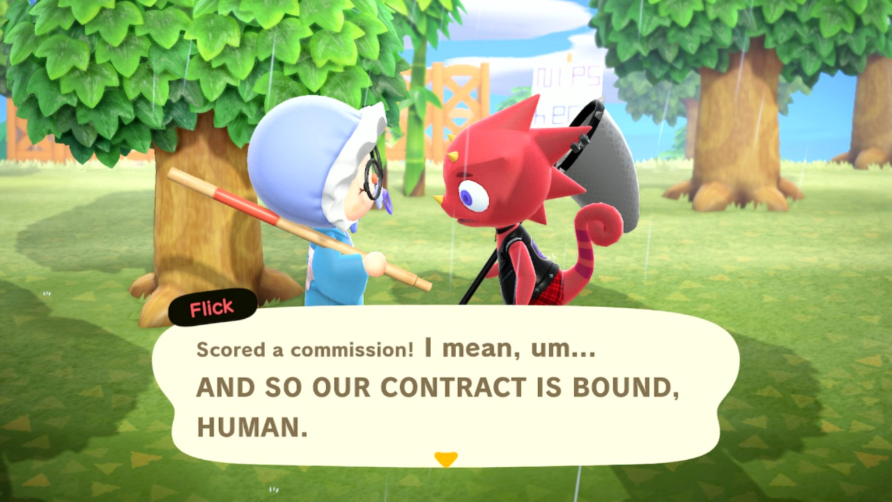 How To Make Money From Flick In Animal Crossing New Horizons