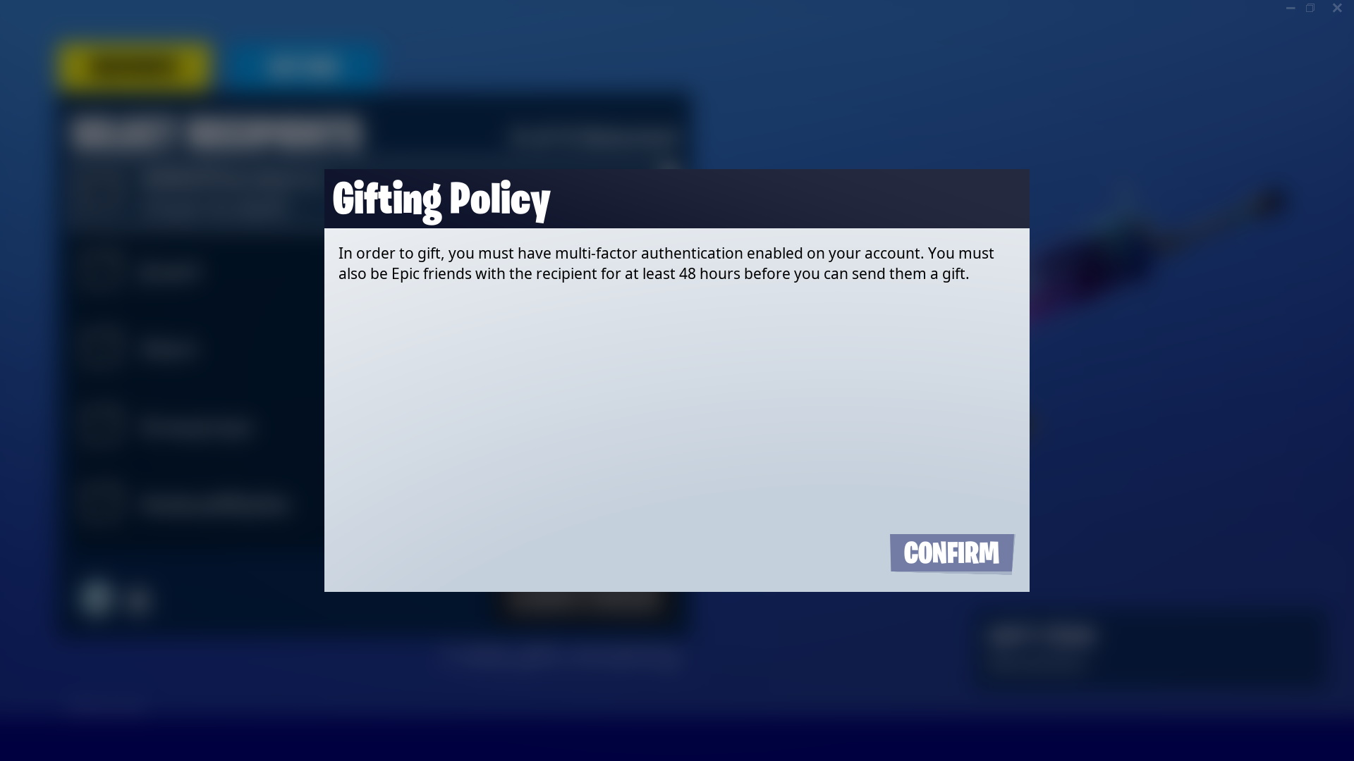 Will Skin Gifting Ever Come To Fortnite Fortnite Gifting Guide How To Gift Skins And Other Items Metabomb