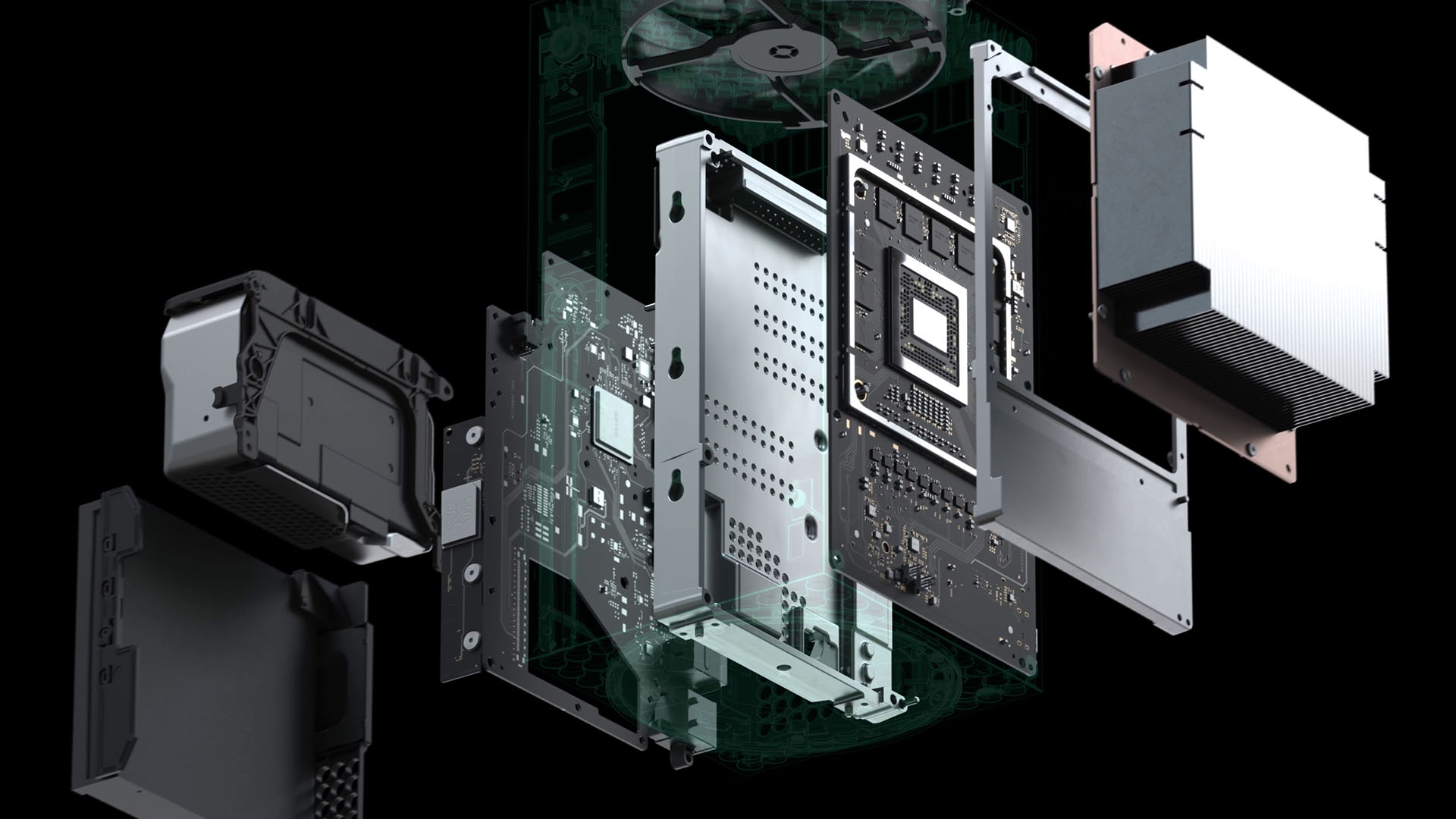 Xbox Series X The Complete Specs Next Gen Features Revealed