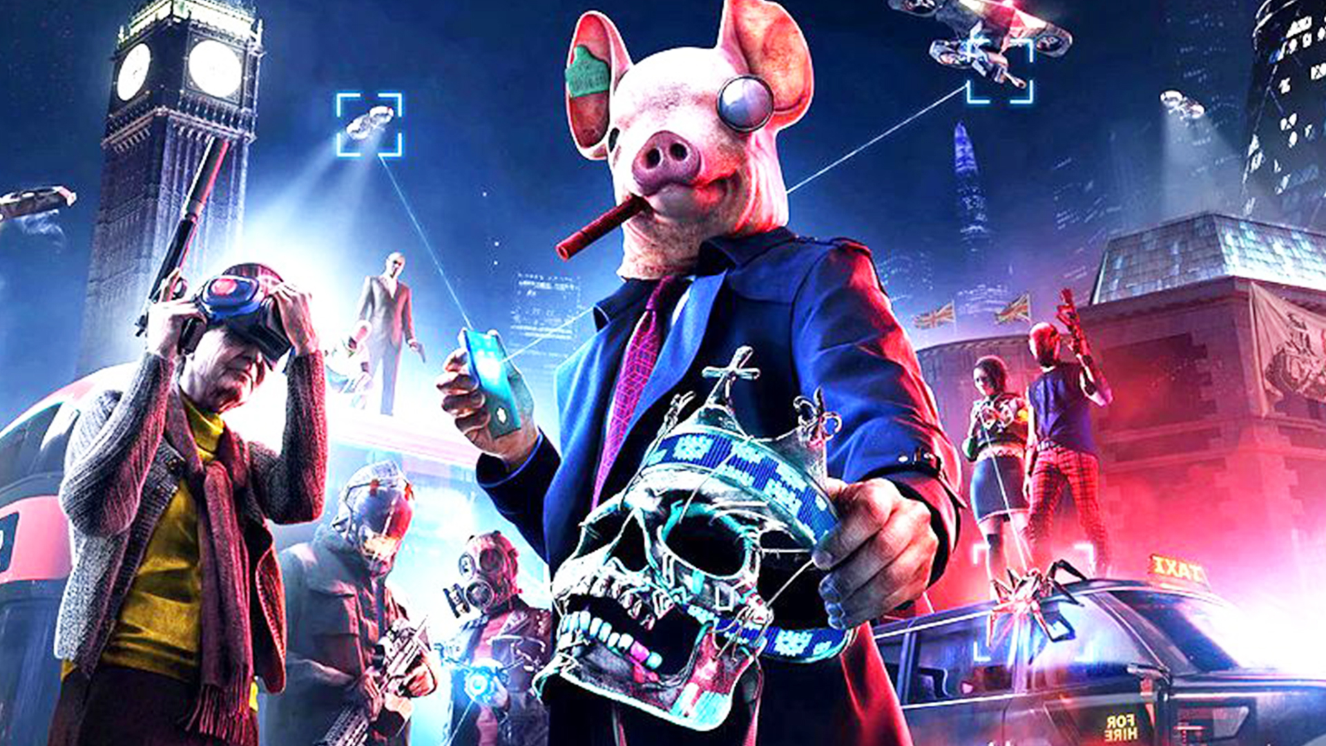 Watch Dogs Legion Pc Hands On Next Gen Ray Tracing Features Previewed