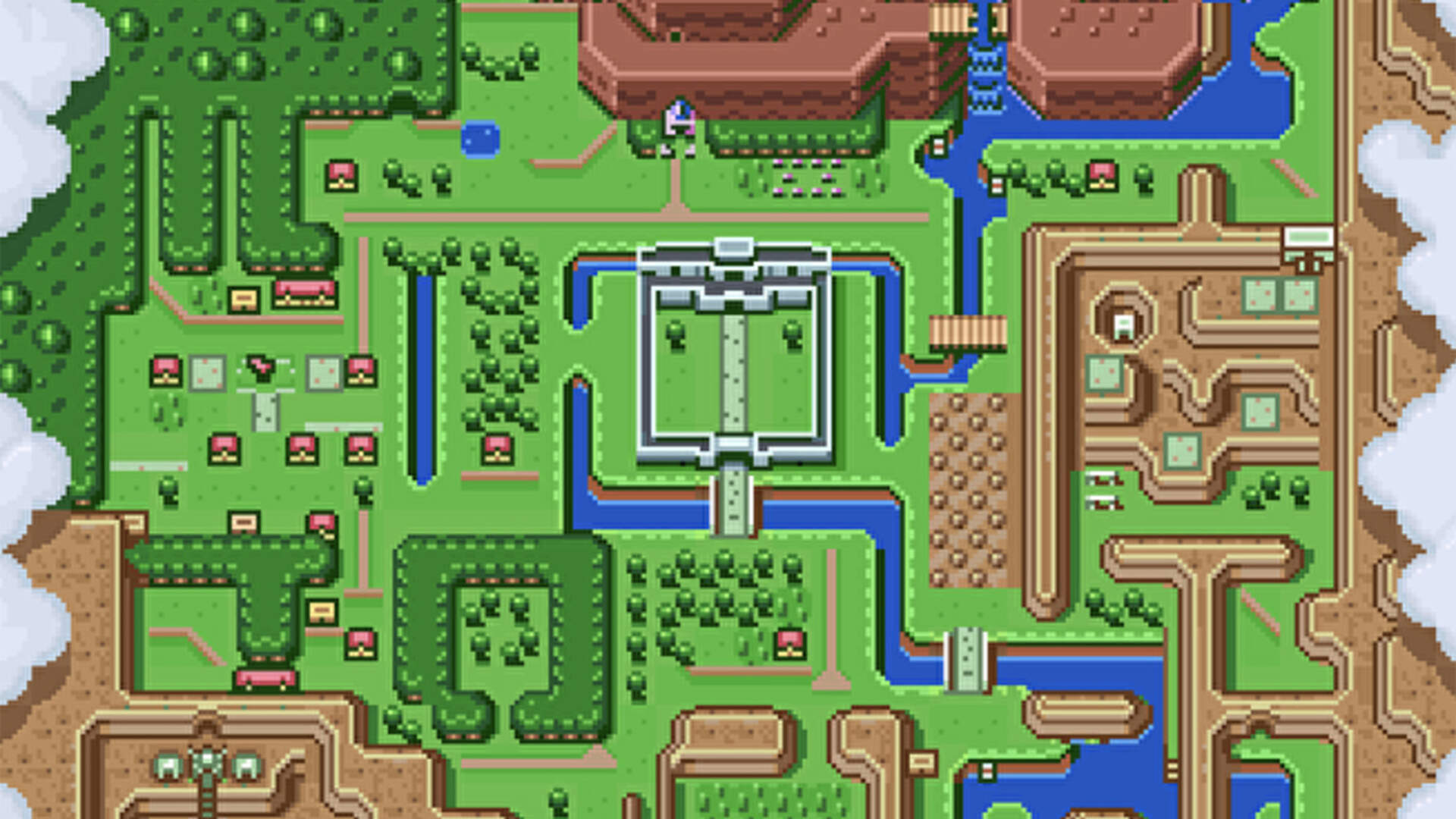 20 Amazing In-Game Maps That Did More Than Show the Way Forward