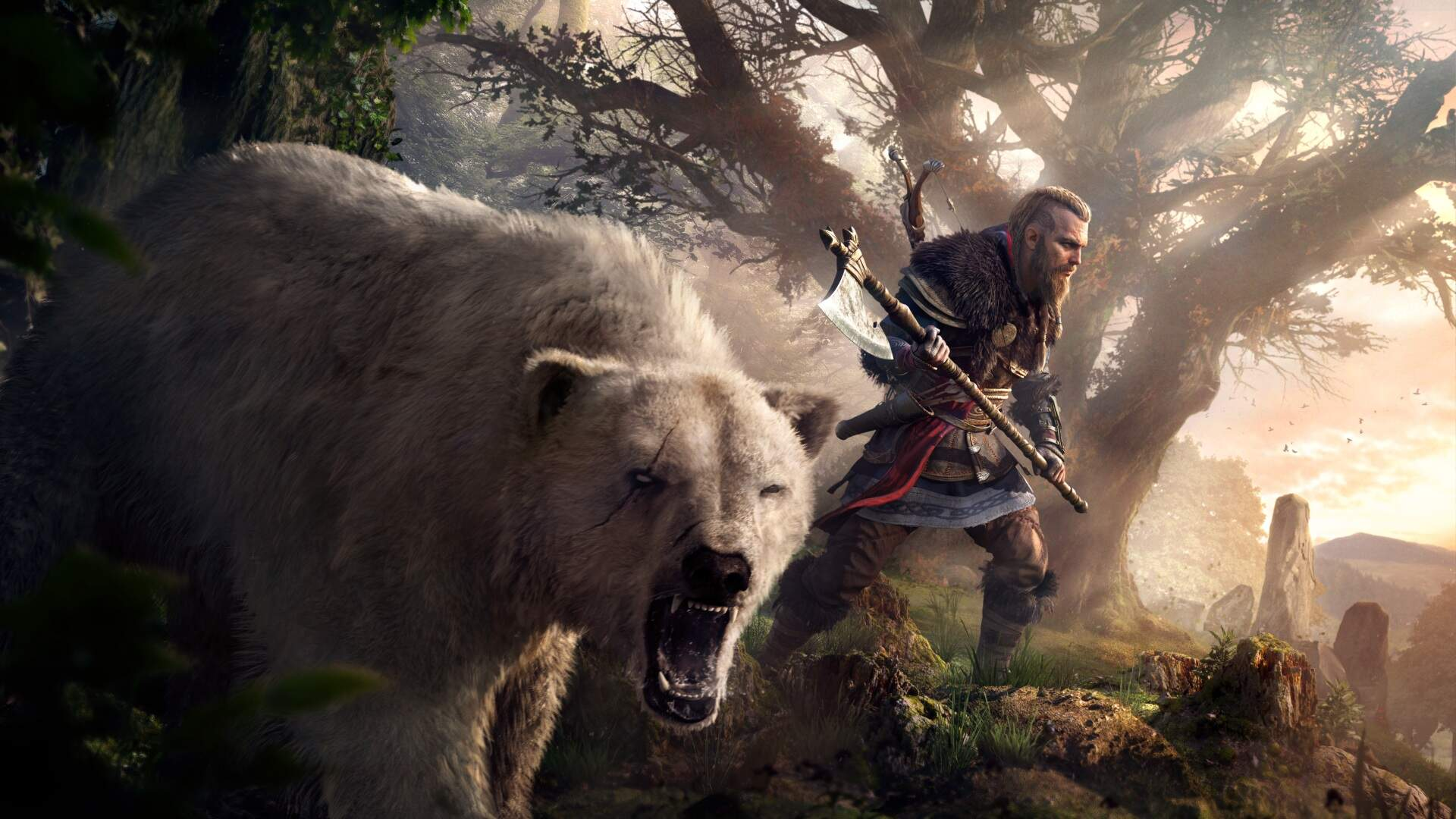 Assassin's Creed Valhalla's Beowulf Story DLC Leaked in Store Listing