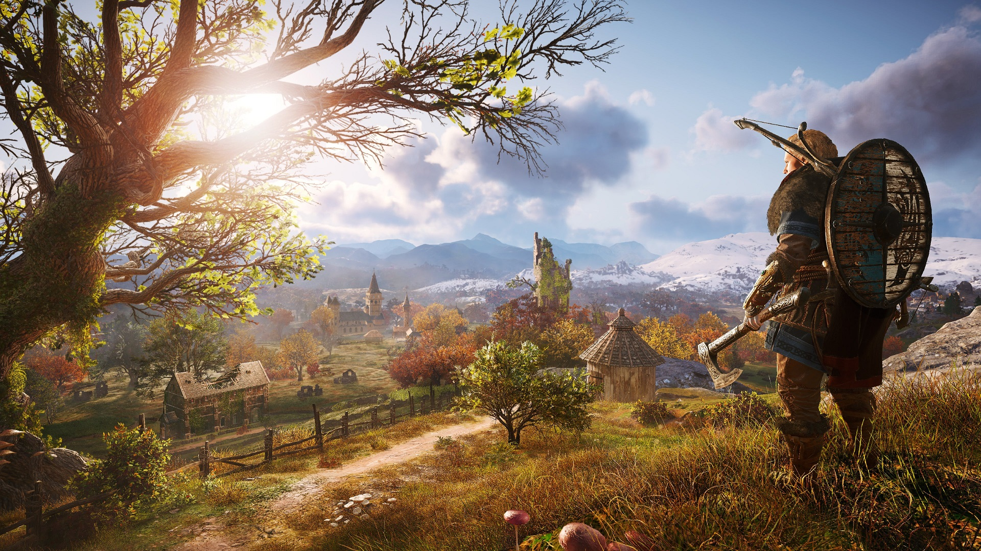 Assassin S Creed Valhalla Appears To Be Smaller Than Odyssey And