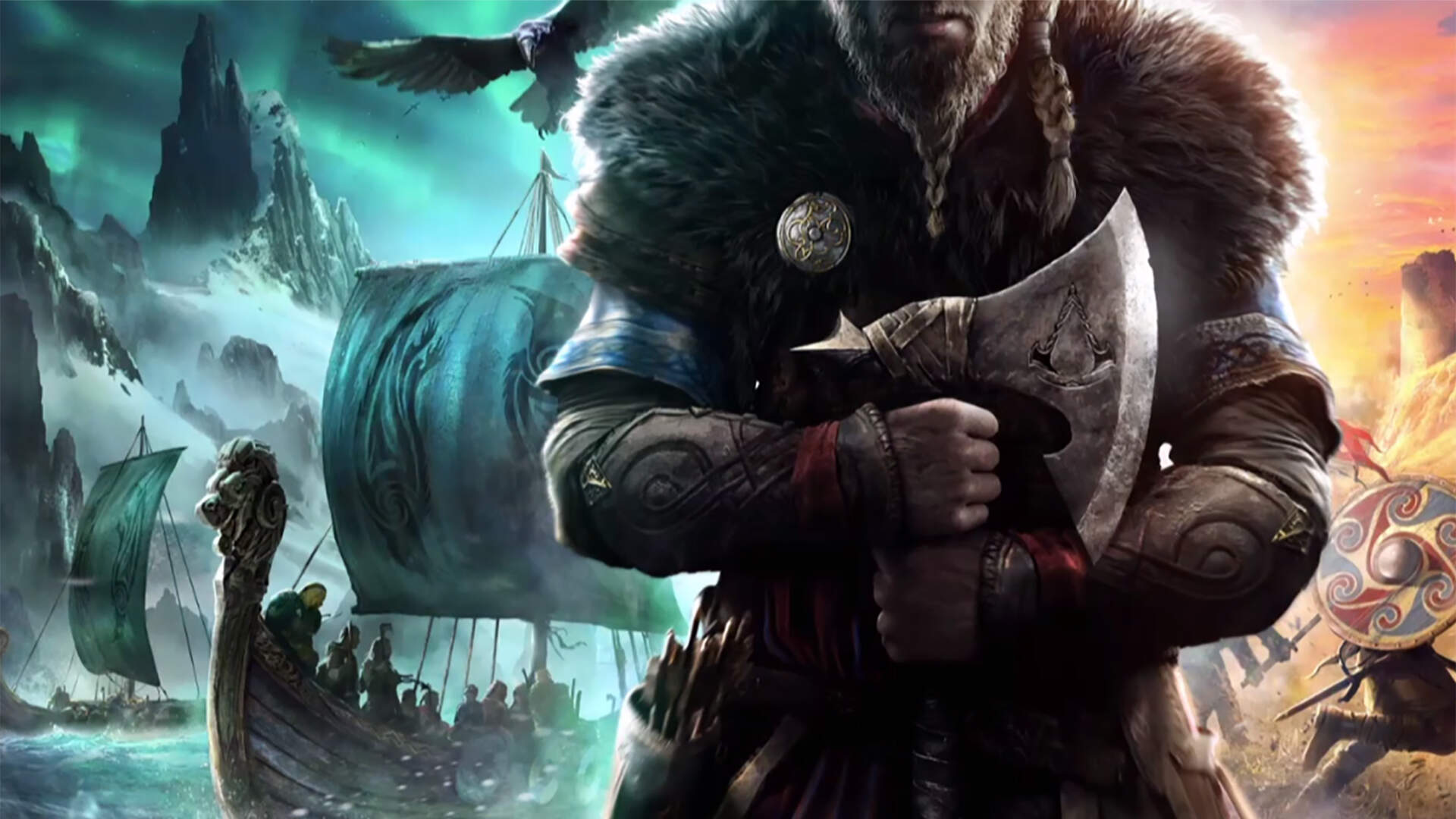 Assassin's Creed Valhalla Is All About Vikings, Trailer Coming Tomorrow