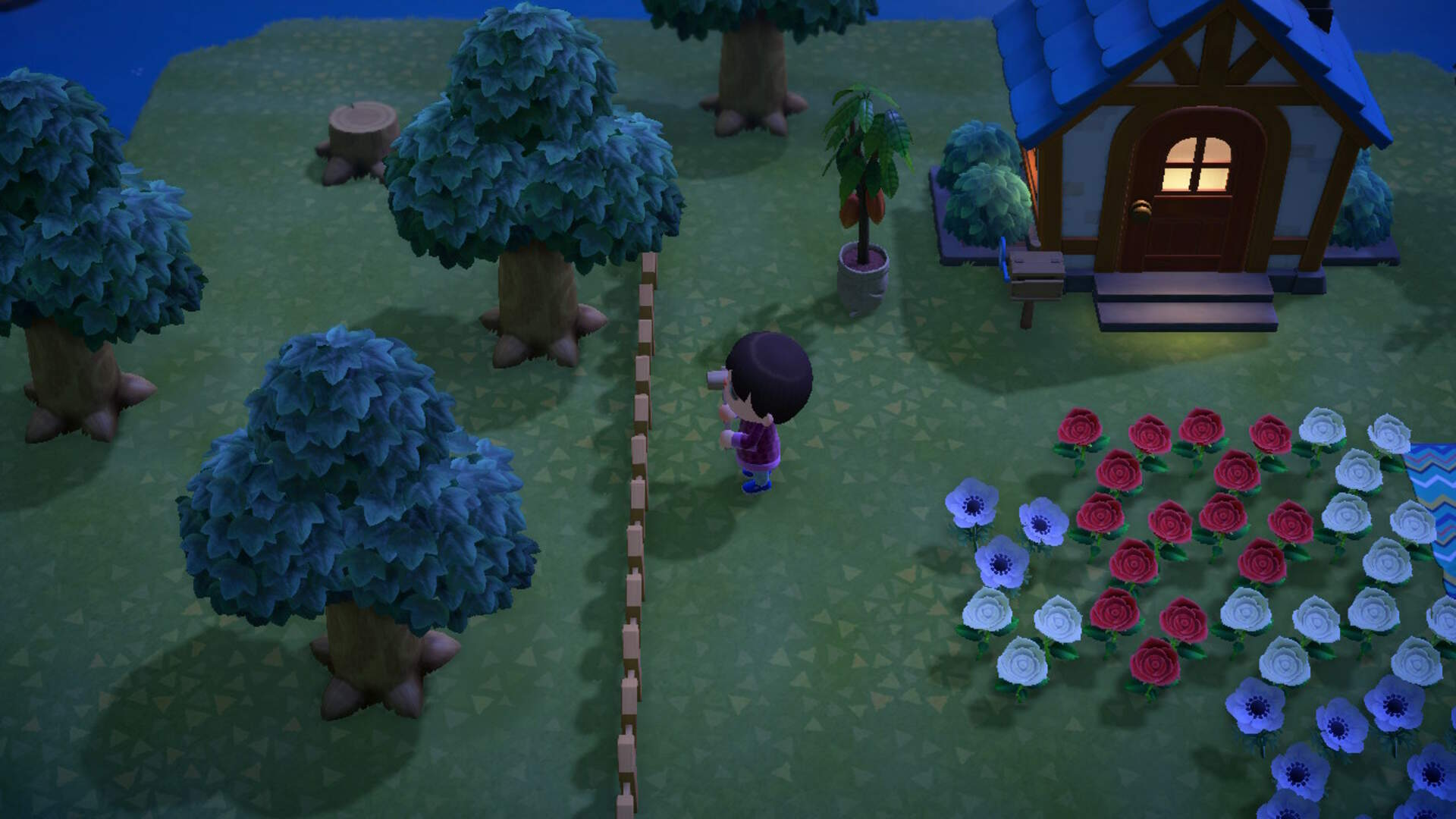 Animal Crossing New Horizons: How to Build Fences