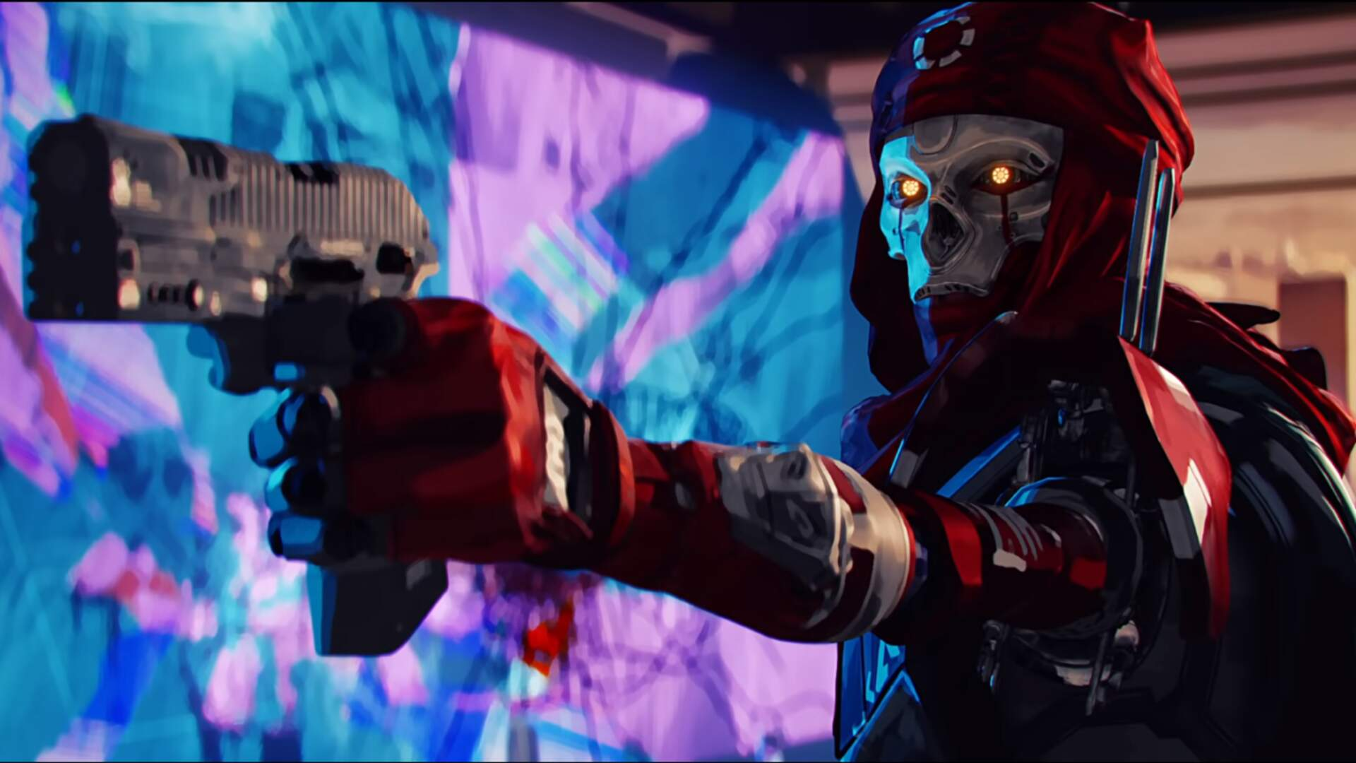 A New Apex Legends Teaser Has Someone Trying to Murder Revenant