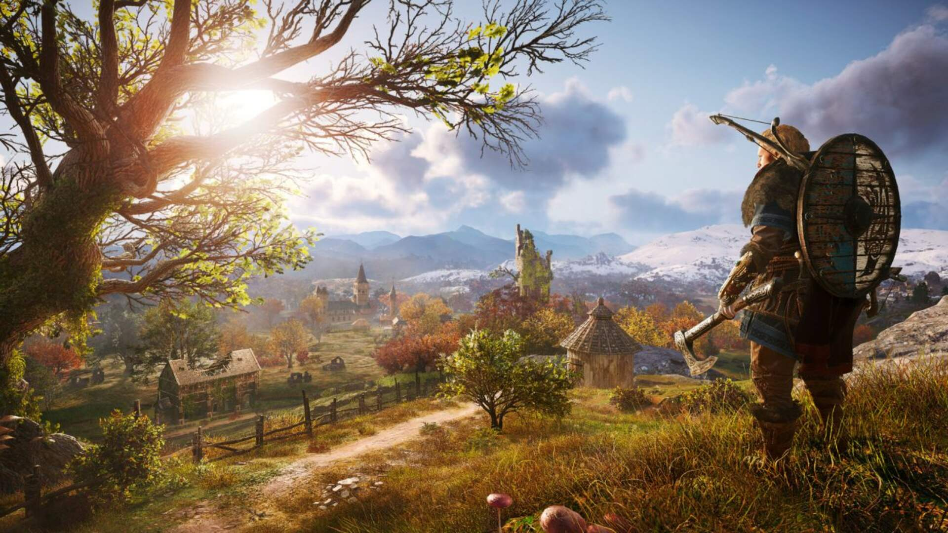Assassin's Creed Valhalla Is Coming This Holiday to Current and Next-Gen Consoles