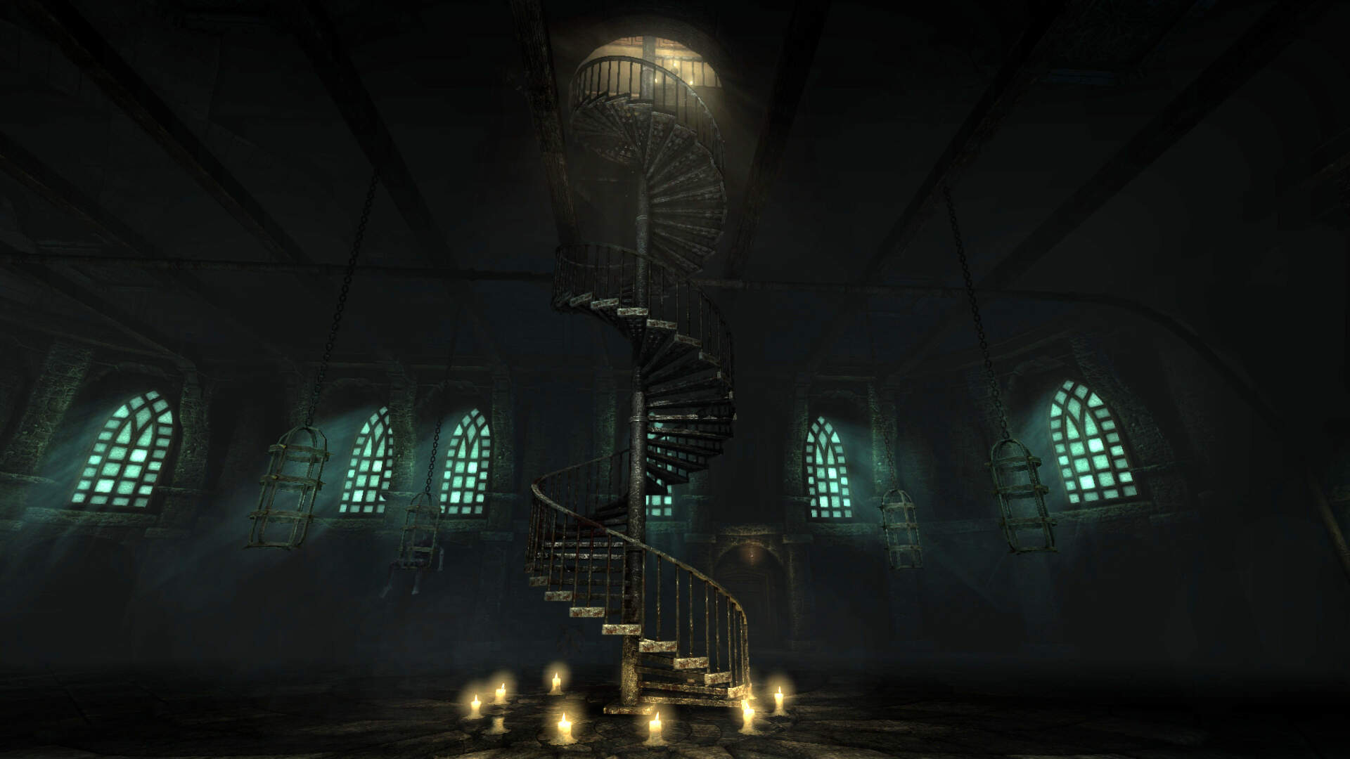 Amnesia: The Dark Descent and Its Follow-Up Are Now Open Source