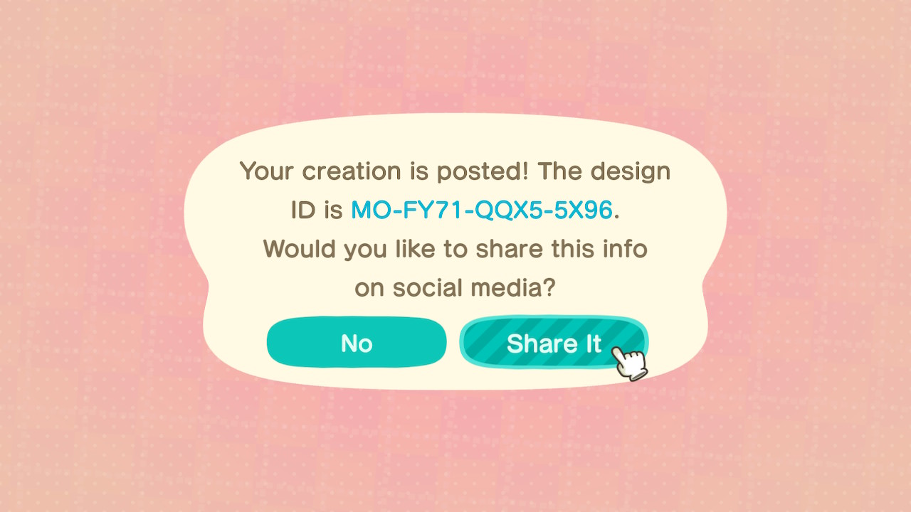 Animal Crossing New Horizons How To Scan Qr Codes And Share Your