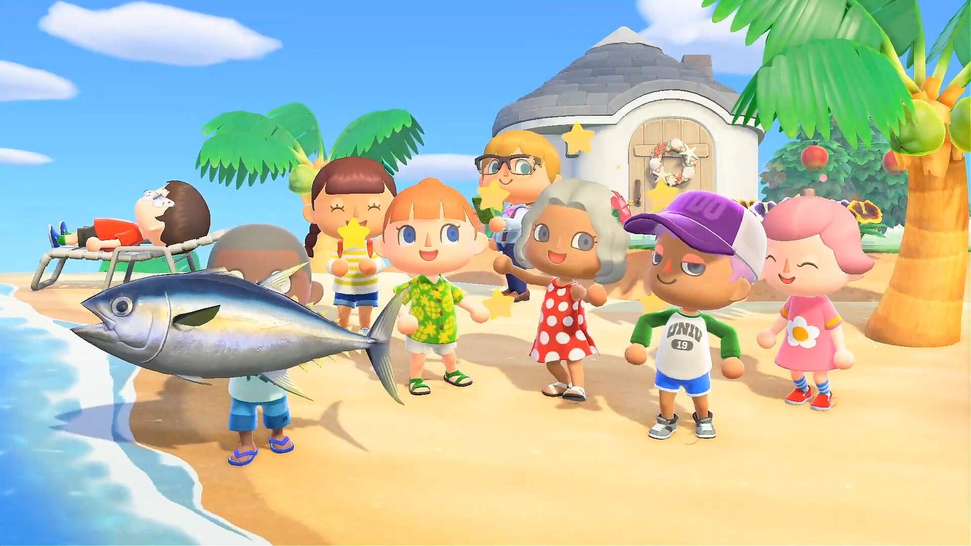 Animal Crossing New Horizons: How to Get a Shovel