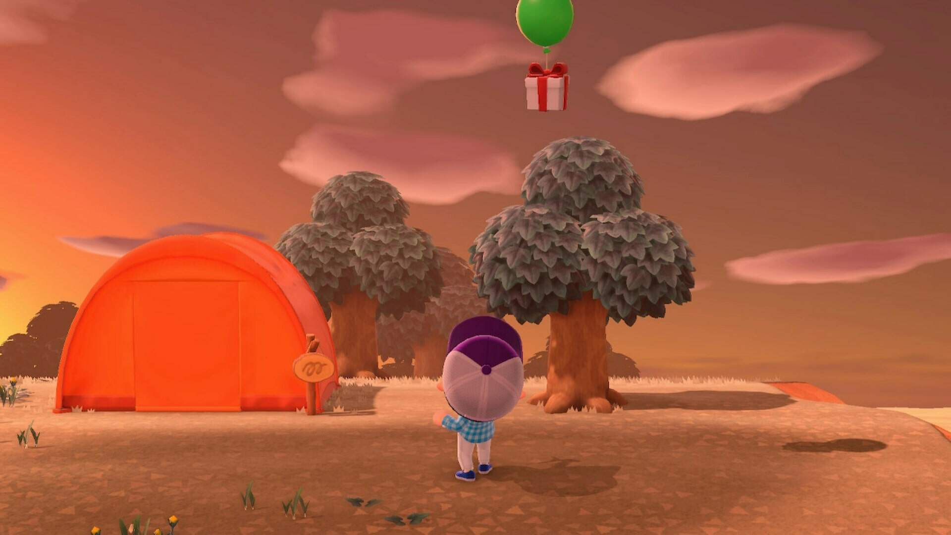 Animal Crossing New Horizons: How to Get the Balloon Presents
