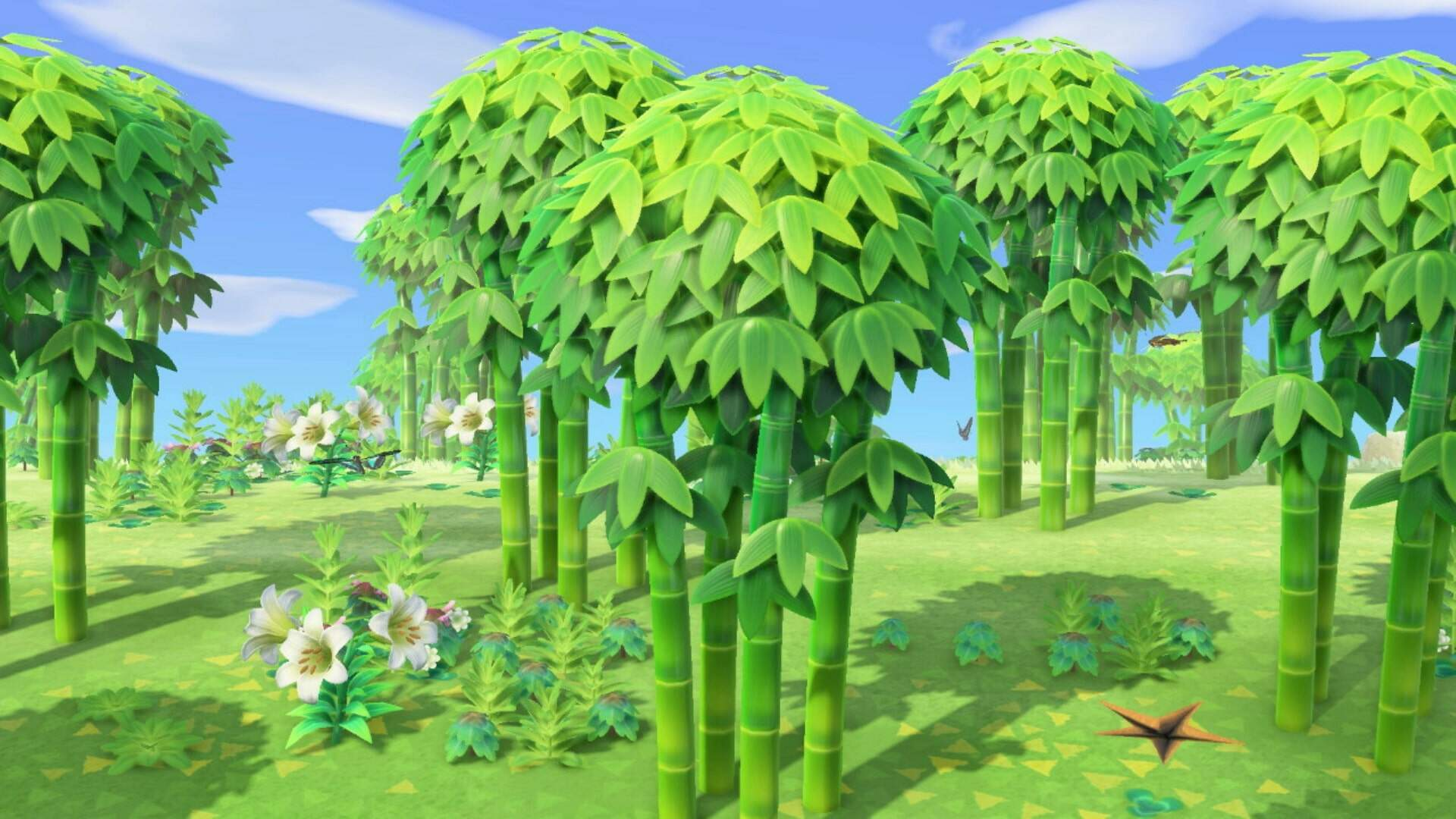 Animal Crossing New Horizons: How to Get Bamboo Pieces and Young Spring Bamboo