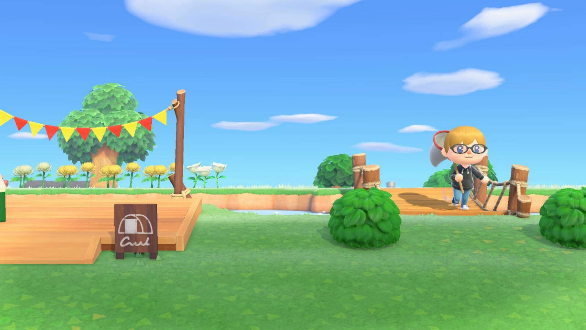 Animal Crossing New Horizons: How to Catch a Banded Dragonfly