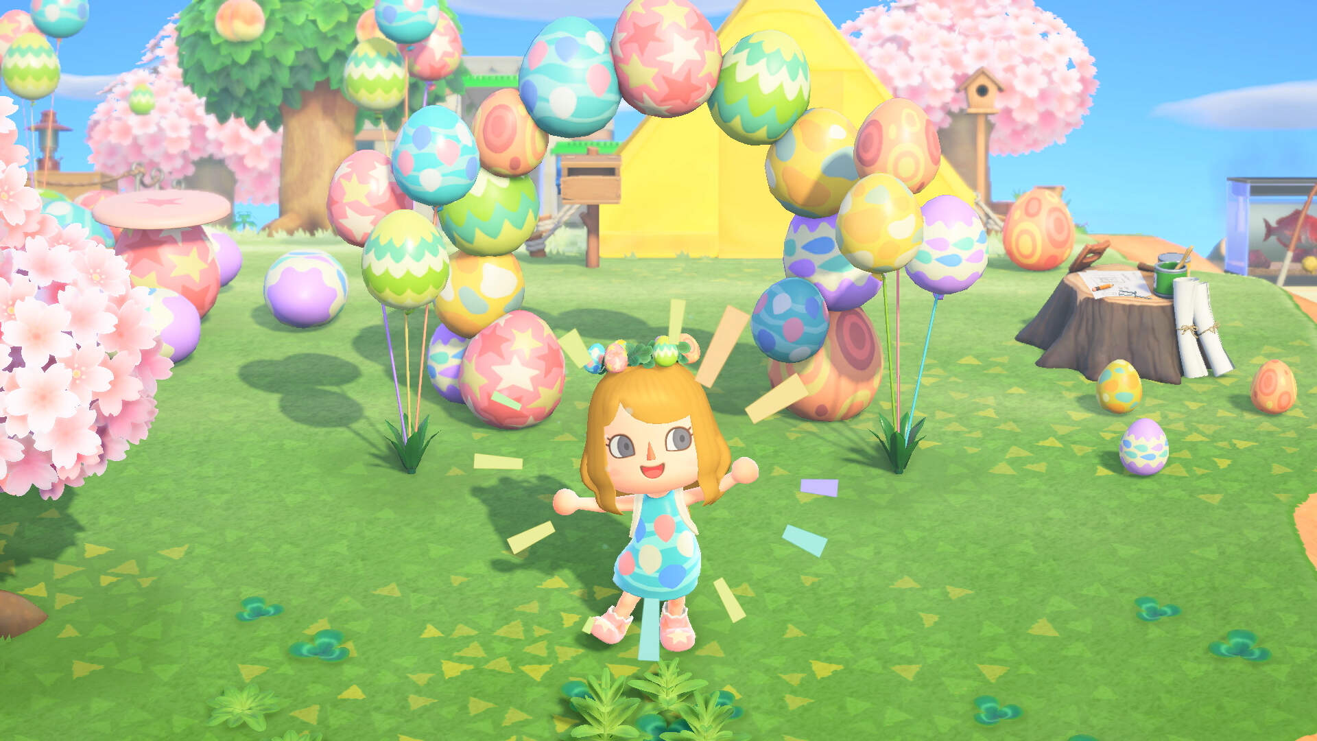 Animal Crossing New Horizons: Bunny Day Recipes List