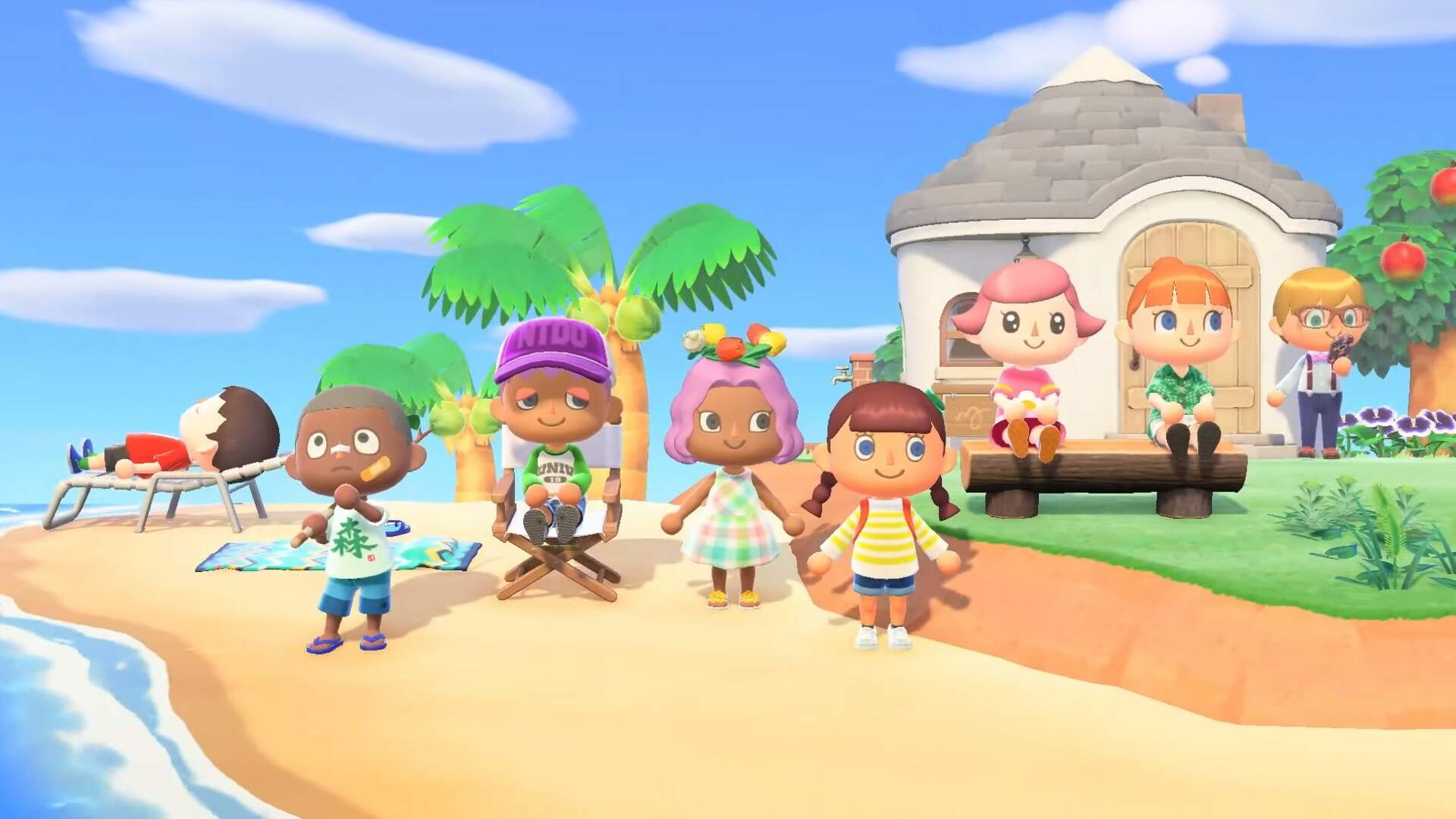 Does Animal Crossing New Horizons Have Local Co-Op?