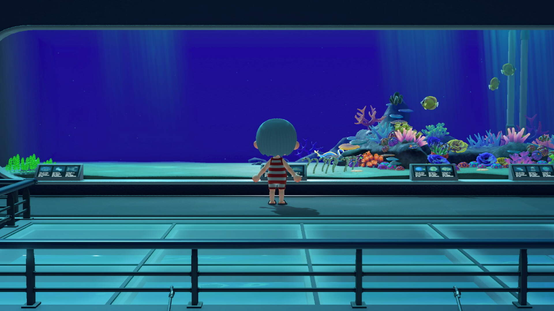 Animal Crossing New Horizons: Deep Sea Creatures List
