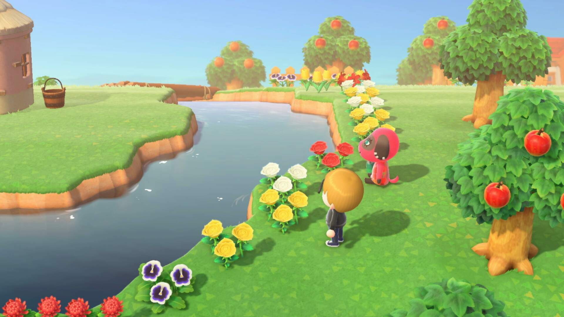 Animal Crossing New Horizons: How to Catch a Golden Trout