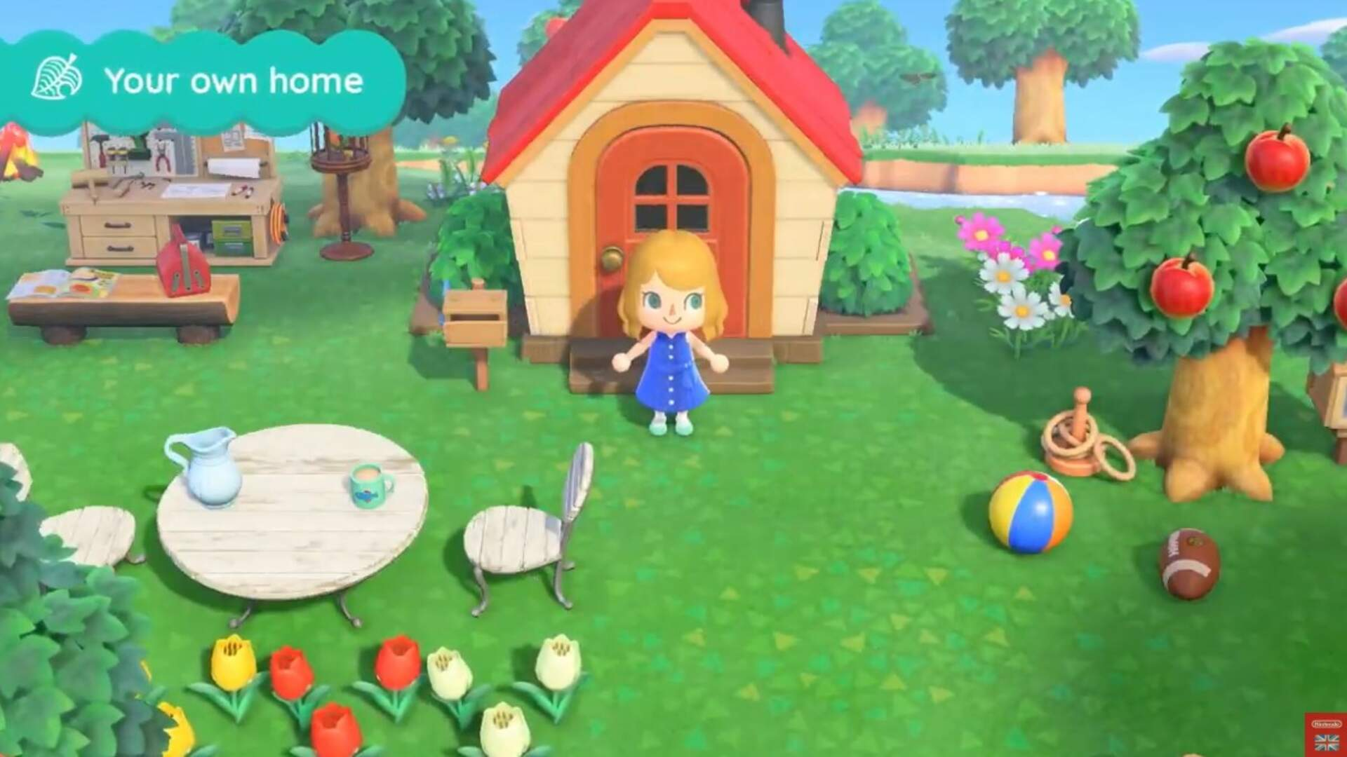 Animal Crossing New Horizons: How to Get a House